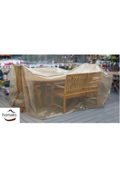 Homaks Mobilya Koruma 300 (Dikdörtgen Masa + 8 Sandalye İçin)