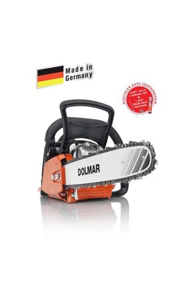 Dolmar PS35C Benzinli Ağaç Kesme Motoru ( 1 Adet 100 ml yağ + 1 Adet Zincir Eğesi Hediye) 40 cm Pala
