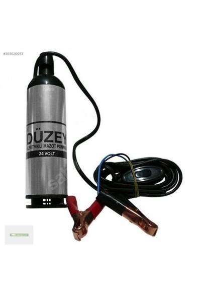 Düzey Mazot Pompası 12W Mazot Pompası (Boru Tip)