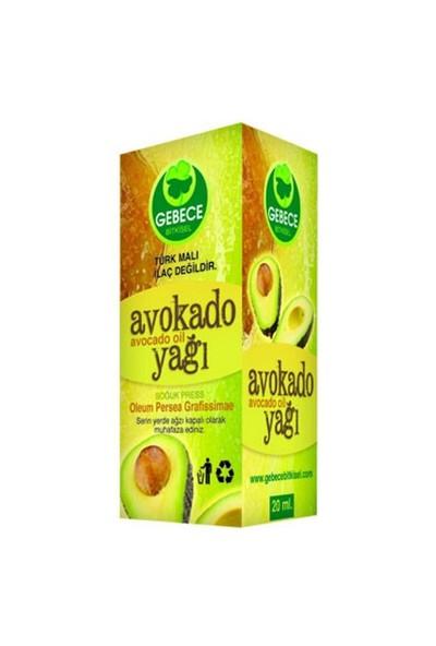 Gebece Avokado Yağı 20 Ml