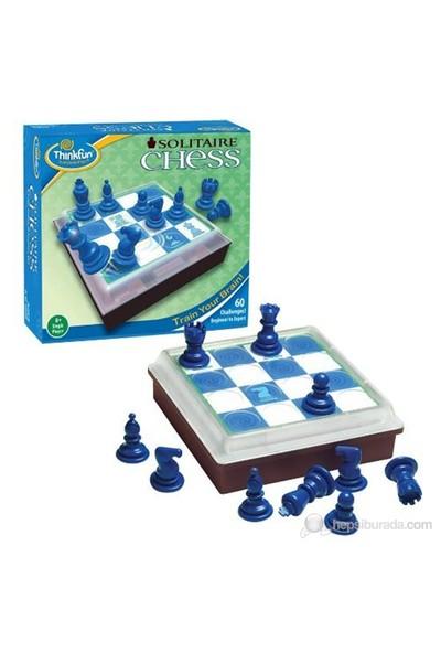 Tek Kişilik Satranç (Solitaire Chess)
