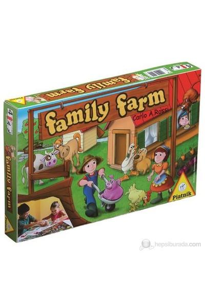 Çiftliğimiz (Family Farm) Görsel Algı ve Hızlı Reaksiyon Oyunu