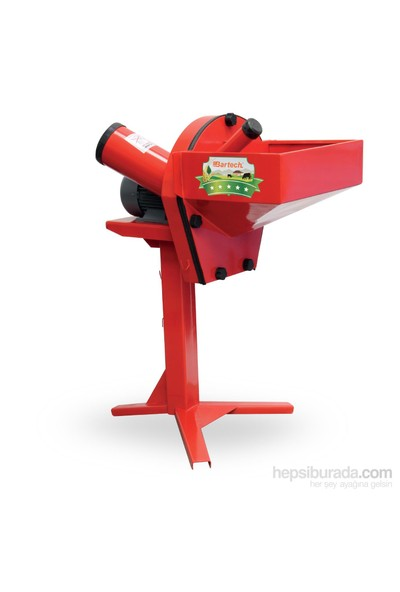 Bartech Yem Kırma Makinesi 4 Hp Volt Motor