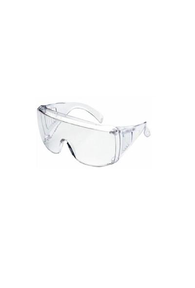 B501 Koruyucu Gözlük Şeffaf