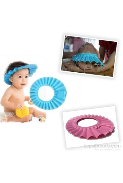 Hepsi Dahice Bebek Banyo Şapkası Baby Mate