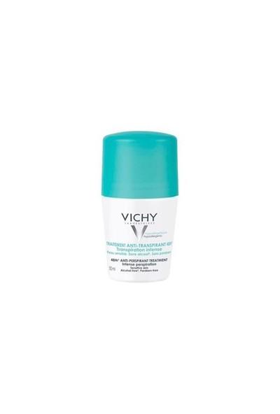 Vichy 48H Anti-Perspirant Treatment 50 Ml - Yoğun Terleme 48 Saat Etkinlik