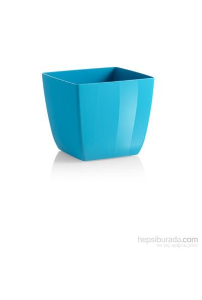Teraplast Santıago Colour (Turchese) Plastik Saksı