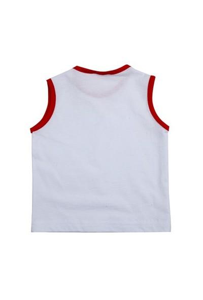 Zeyland Erkek Çocuk Beyaz Atlet Basic K-41Kl663653