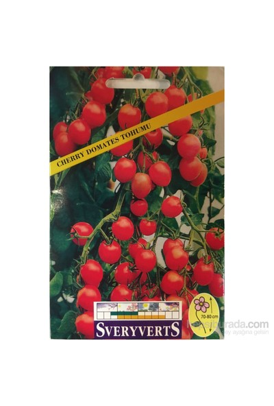 Sveryverts Cherry Domates Tohumu