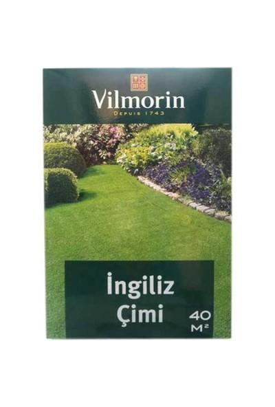 Vilmorin İngiliz Çimi 1 kg (40 m² alan içindir.)