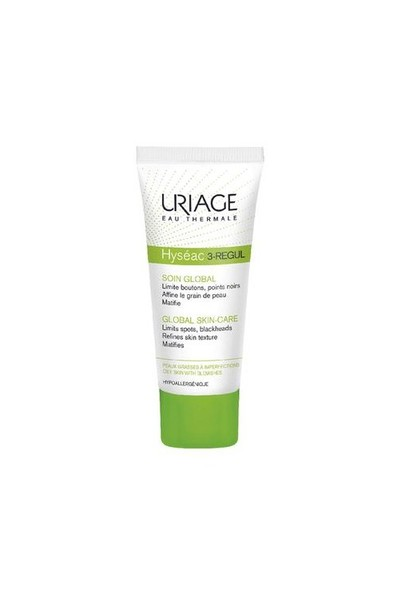 Uriage Hyseac 3-Regul Global Skin Care 40 Ml Leke