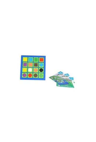 Pal Colours Hafıza Ve Konsantrasyon Oyunu(İngilizce)