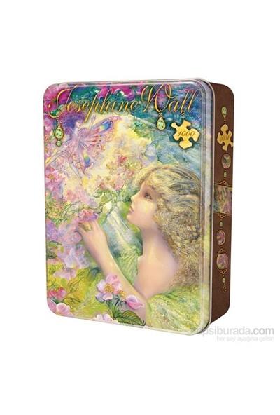 Masterpieces 1000 Parça Puzzle Sweet Briar Rose - Metal Kutu