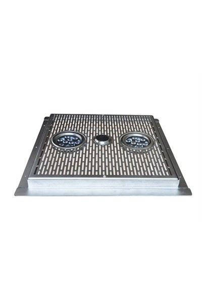 Gemaş Kuru Havuz Sistemleri 500X500mm