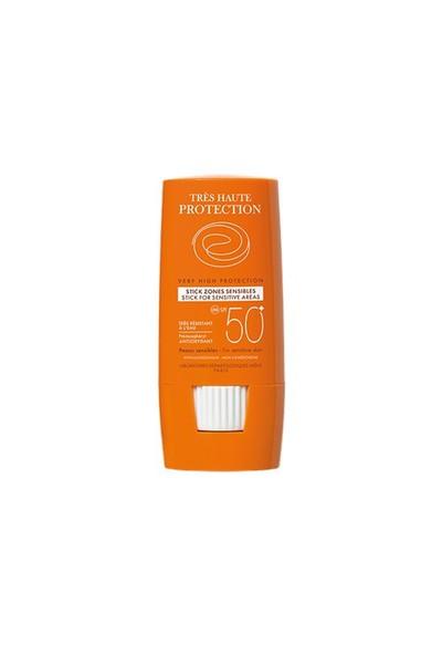 AVENE Stick Zones Sensibles SPF50+ 8 gr - Güneş koruma faktörlü stick