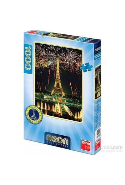 Eiffel Tower (1000 Parça, Neon)
