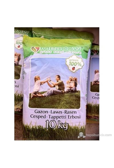 Plantistanbul 3 Karışım Garden Çim Tohumu 10Kg