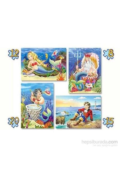 Little Mermaid (8+12+15+20 Parça)