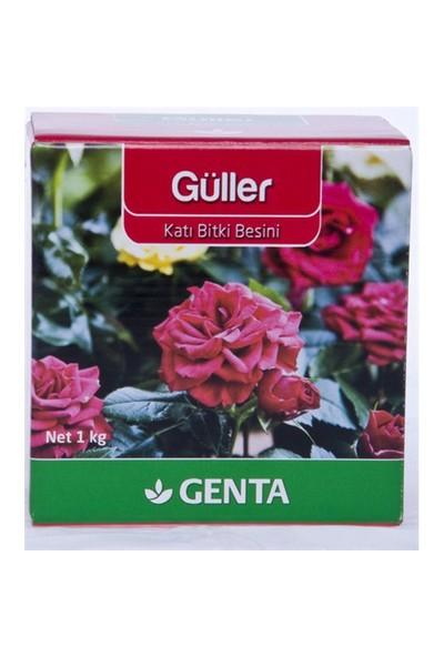 Genta Güller İçin Katı Gübre 1 kg.