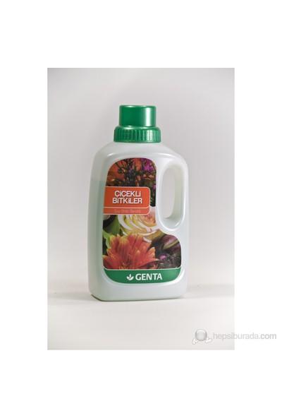 Genta Çiçekli Bitkiler İçin Sıvı Besin 500 Cc