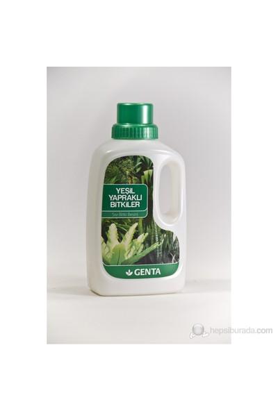 Genta Yeşil Yapraklı Bitkiler İçin Sıvı Besin 500 Cc