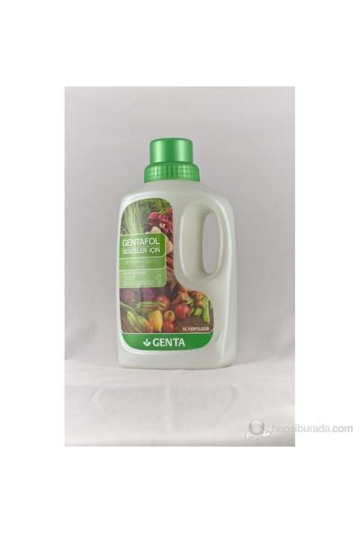 Gentafol Sebzeler İçin Sıvı Bitki Besini 500 Cc