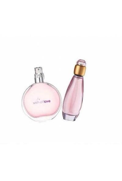 Avon Wısh Of Love + Celebre Edt 50 Ml Bayan Parfüm