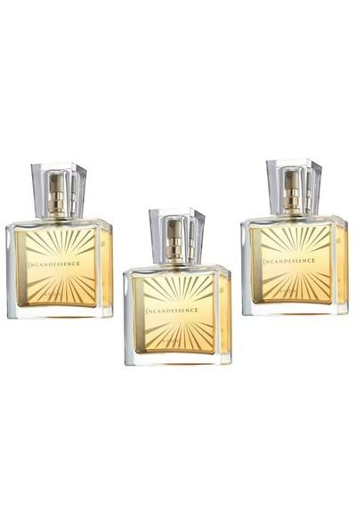 Avon İncandessence Edp 30 Ml Bayan Parfüm 3 Adet
