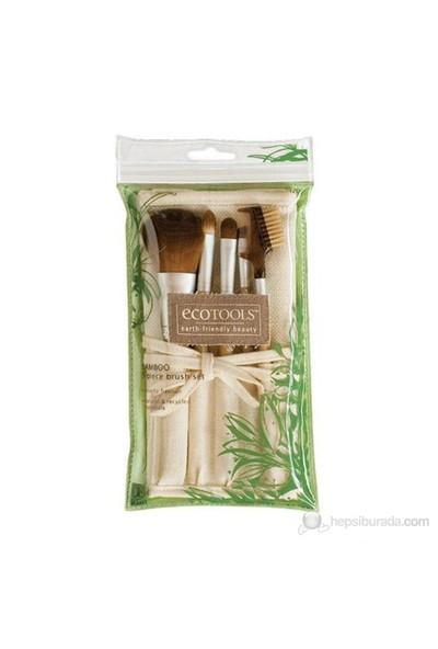 Eco Tools 6'lı Bamboo Fırça Seti