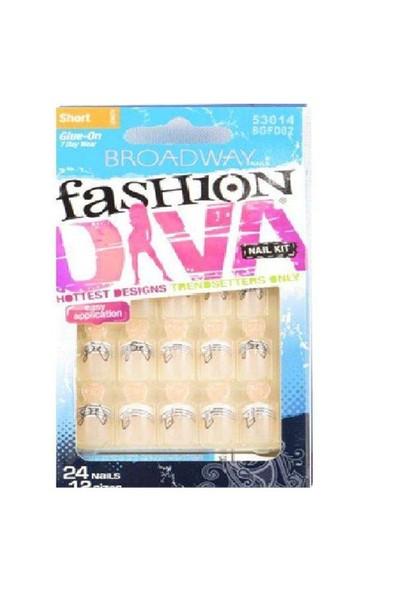 Kiss Broadway Fashion Diva Short Length