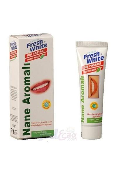 Fresh White Diş Pastası Nane Aromalı 90G
