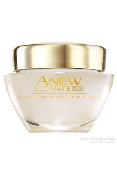 Avon Anew Ultimate Multi-Performance 45+ Yaş Gündüz Kremi Spf25 50 Ml