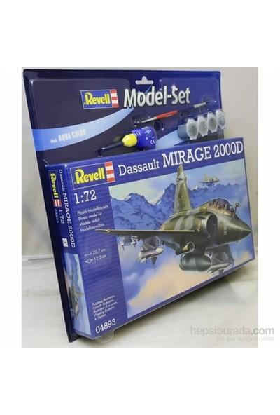 Revell Model Set Mirage 2000 Marketi (1:72 Ölçek)-64893