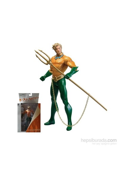 Justice League Aquaman New 52 Action Figure