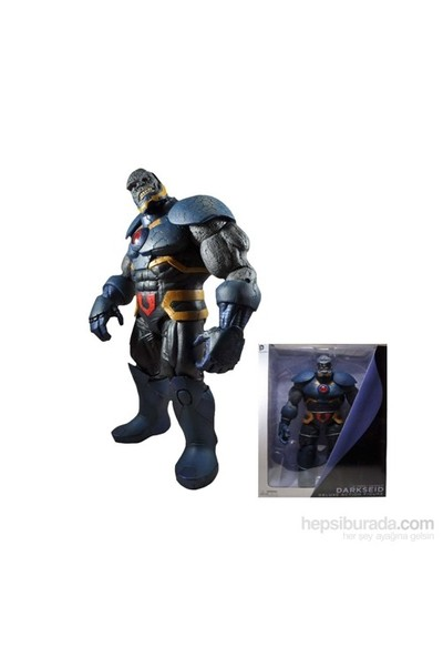 Justice League Darkseid New 52 Deluxe Action Figure