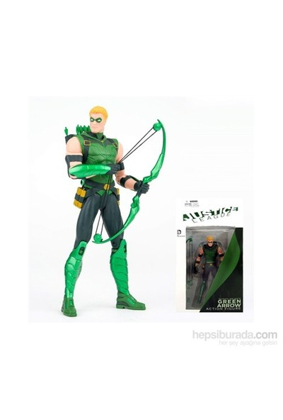 Justice League Green Arrow New 52 Action Figure