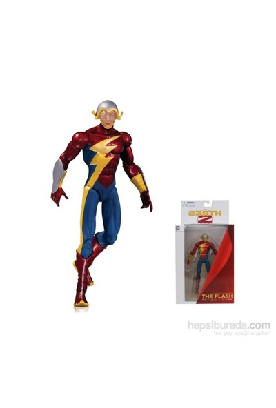 New 52 Earth 2 Flash Action Figure