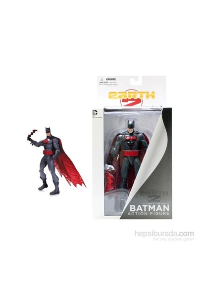 New 52 Earth 2 Batman Thomas Wayne Action Figure