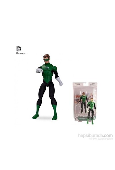 Justice League War Green Lantern Action Figure