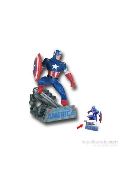 Marvel Universe Captain America Business Card Holder Kartlık