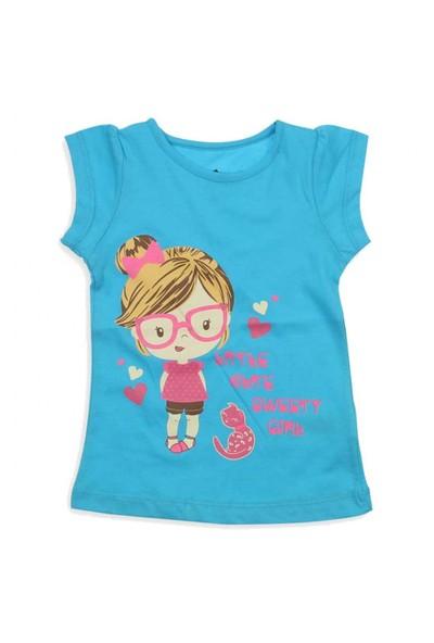 Modakids Wonder Kids Kız Çocuk Kısa Kol T-Shirt 010-2902-015