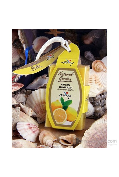 Ada Doğal Kokulu Limon Sabun