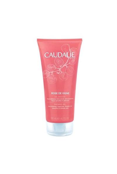 Caudalie Rose De Vigne Shower Gel 200ml - Gül Aromalı Duş Jeli