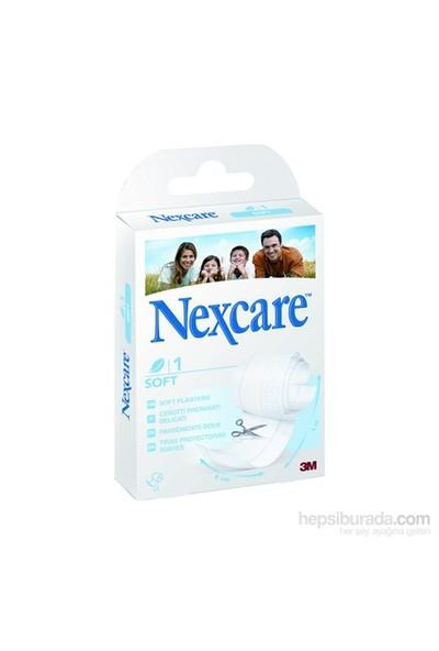 Nexcare Soft Kesilebilir Yara Bandı 6 Cm X 1 M