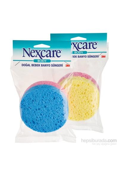 Nexcare Body Doğal Bebek Banyo Süngeri