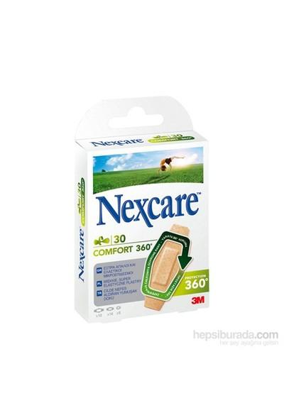 Nexcare Comfort 360 30'lu Karışık Yarabandı