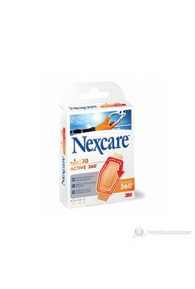 Nexcare Active 360 30'lu Karışık Yarabandı