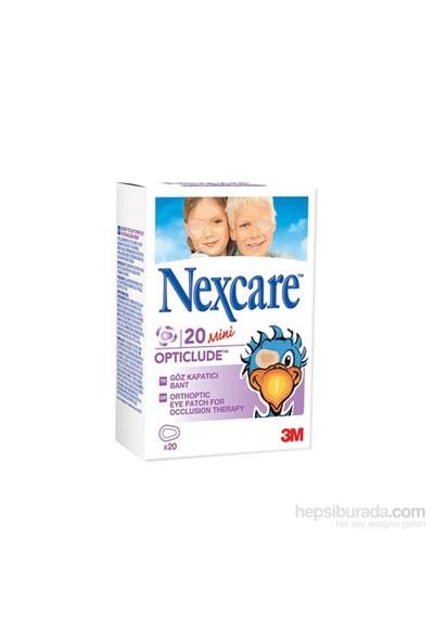 Nexcare Optıclude Göz Kapatıcı Bant 62X50 mm