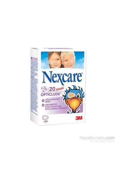 Nexcare Optıclude Göz Kapatıcı Bant 82X57 mm