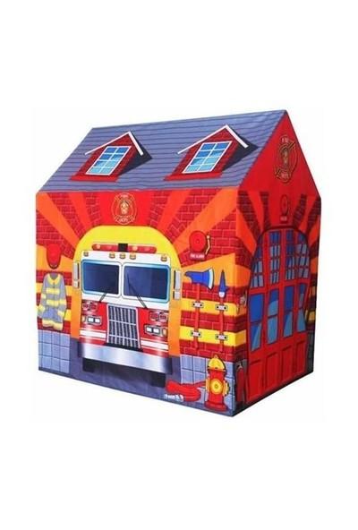 95X72x102 Cm İtfaiyeci Çocuk Oyun Çadırı